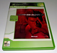 Dead or Alive 3 Xbox (Classics) Original PAL *No Manual*