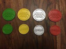 Metallica 30th Anniversary Coin Set - Fillmore San Francisco, California