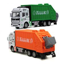 1:32 Alloy Sanitation Simulation Garbage Truck Car Toys Children Mode Gift Bid