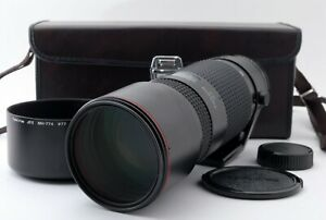 Fedex [EXC+3] Tokina AT-X AF 100-300mm f4 Internal Focus for Nikon from JP 242