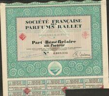 DECO => PARFUMS RALLET (A)