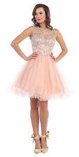 DressOutlet Short Formal Prom Homecoming Dress