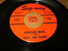 MARY ANN FISHER - FOREVER MORE - I CAN'T TAKE IT  / LISTEN - RNB POPCORN
