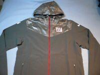 Nike New York Giants Sweatless MEDIUM BRAND NEW Jacket Hoodie NFL NY NWT