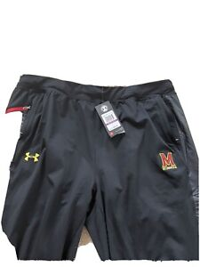 Under Armour athletic pants Maryland Terps XXL NWT