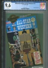 MILLENNIUM EDITION ALL-STAR WESTERN 10 1ST JONAH HEX 2ND BEST CGC NM+ 9.6 WHITE