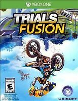 Trials Fusion (Microsoft Xbox One, 2014) CIB W/MANUAL FAST SHIPPING XB1 EVERYONE