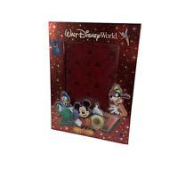 2007 Walt Disney World Light Up Souvenir Picture Frame 5x7