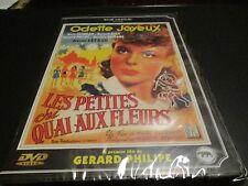 """DVD NEUF """"LES PETITES DU QUAI AUX FLEURS"""" Odette JOYEUX, Gerard PHILIPE / Rene C"""