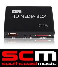 In Car Multi Media Player HDMI 1080P Plays SD MKV External HDD Hard Drive