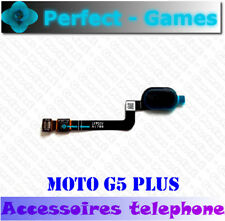 Motorola Moto G5 Plus nappe bouton accueil home button cable sensor fingerprint