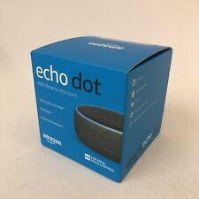 Brand Boxed New Factory Sealed Amazon echo dot