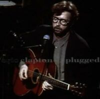 ERIC CLAPTON 'UNPLUGGED' CD NEW+