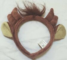 Looney Tunes Taz Tazmanian Devil Ears Head Band Headband Rare Halloween Costume