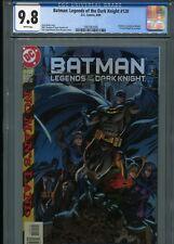 Batman: Legends of the Dark Knight #120  CGC 9.8  WP   (new Batgirl in costume)