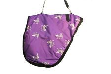 STC Bambino All Purpose Horse Saddle Carry Bag Purple Postage