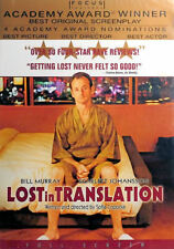 Lost in Translation (Dvd, 2004, Full Screen) - Disc Only