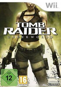 Tomb Raider Underworld - Nintendo Wii