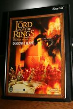 Shadow And Flame - Lord Of The Rings Strategy Battle Game - Games Workshop Nm