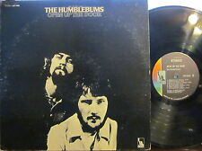 Humblebums - Open Up the Door  (Liberty 7656) (Gerry Rafferty, Billy Connolly)