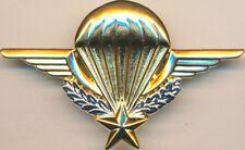 Brevet Parachutiste  chef de section, tirage 2017, Boussemart GS 328 (réf 10125)