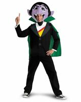 Sesame Street - The Count Adult Costume