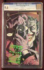 Batman: The Killing Joke #nn (1988) D.C. Comics CGC 9.6