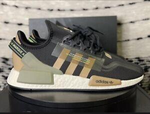 "Adidas NMD R1 V2 ""Cardboard"" FY6862 Casual Lifestyle Running Sneaker Shoe Men 10"
