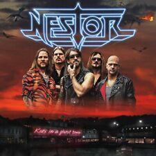 NESTOR – Kids in a Ghost Town (NEW*SWE MELODIC METAL*DEF LEPPARD*DOKKEN)