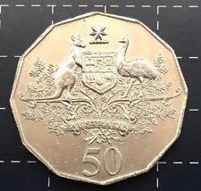 2001 AUSTRALIAN 50 CENT COIN CENTENARY OF FEDERATION - AUSTRALIA