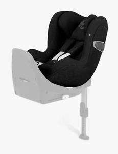 Cybex Sirona Z i-Size Car Seat, Deep Black - EX DISPLAY - RRP £299