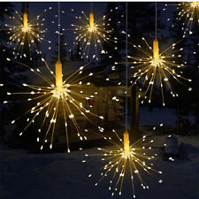 120/200 LED Solar String Fairy Light Garden Christmas Outdoor Party Decoration #