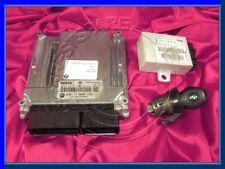 BMW X5 X3'es E53 E83 3.0d M57N DIESEL ENGINE SET ECU MODULE DDE EWS 4.3 LOCK KEY