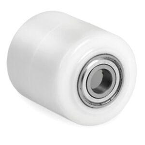 Polyamid Nylon Rad 82 x 50 mm bis 100 mm Ersatzrolle Gabelrolle Kugellager Rolle