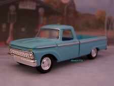1965 65 FORD F-100 TRUCK 1/64 SCALE COLLECTIBLE DIECAST MODEL DIORAMA OR DISPLAY