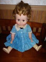 "Madame Alexander 1958 22"" Kathleen Doll"