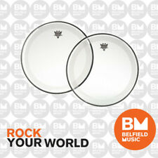 Remo P4-1322-C2 Drum Head Powerstroke 4 22'' inch Clear Bass Skin w/ Damper DOT