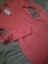 THE WEATHERS WAY...HILFIGER NEVER WORN sweater dress womens