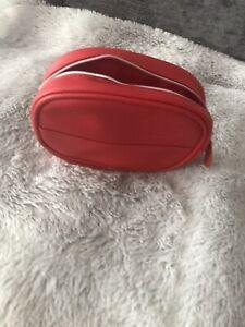 Elizabeth Arden Red Make Up Bag Brand New