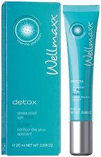 Wellmaxx detox Augenpflege stress relief Augenfluid Eye Fluid 20 ml, 5500703
