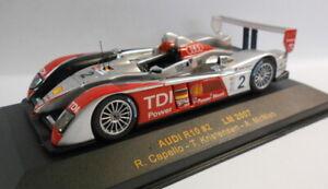 Ixo 1/43 Scale - LMM114 AUDI R10 #2 LM 2004