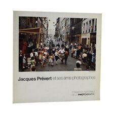 [Brassaï, Doisneau, ...] Jacques Prévert et ses amis photographes. + Envoi de Pi