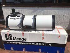 Telescope f/4 MEADE LXD55 10-inch (256mm) Schmidt-Newton