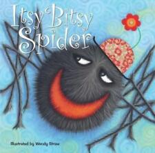 Favourite Nursery Rhymes: ITSY BITSY SPIDER - Wendy Straw - Paperback - NEW
