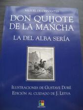 DON QUIJOTE DE LA MANCHA. ED. LEYVA 2005. 1ª EDICION. ILUSTRACIONES GUSTAVO DORE