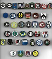 NON LEAGUE CLUBS ENAMEL LAPEL BADGES     CLUBS   G - Q