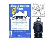 ALLERGEN REDUCTION KIRBY  BAG FILTERS 6 PACK HEPA MICRON MAGIC  204803