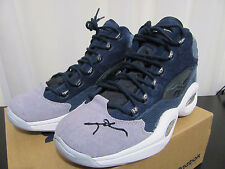 Autographed Allen Iverson Reebok Question x Capsule Wind Chill size 10.5