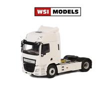 WSI 03-1141 DAF CF SC MX-11 4x2 Tractor Unit Plain White 1:50 Scale