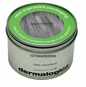 DERMALOGICA Daily Resurfacer 35 Doses *NEW WITH SEALED* Same Day Ship